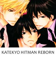Katekyo Hitman Reborn-projetos